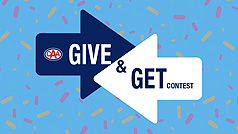 Give and Get Contest